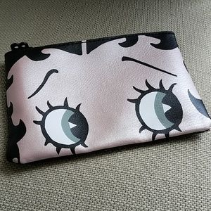 NWOT Betty Boop Small  Cosmetic Bag